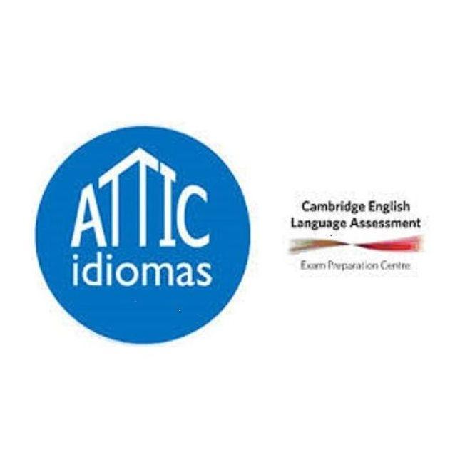 Centro preparador acreditado de los exámenes de Cambridge: Nuestros Cursos de Attic Idiomas