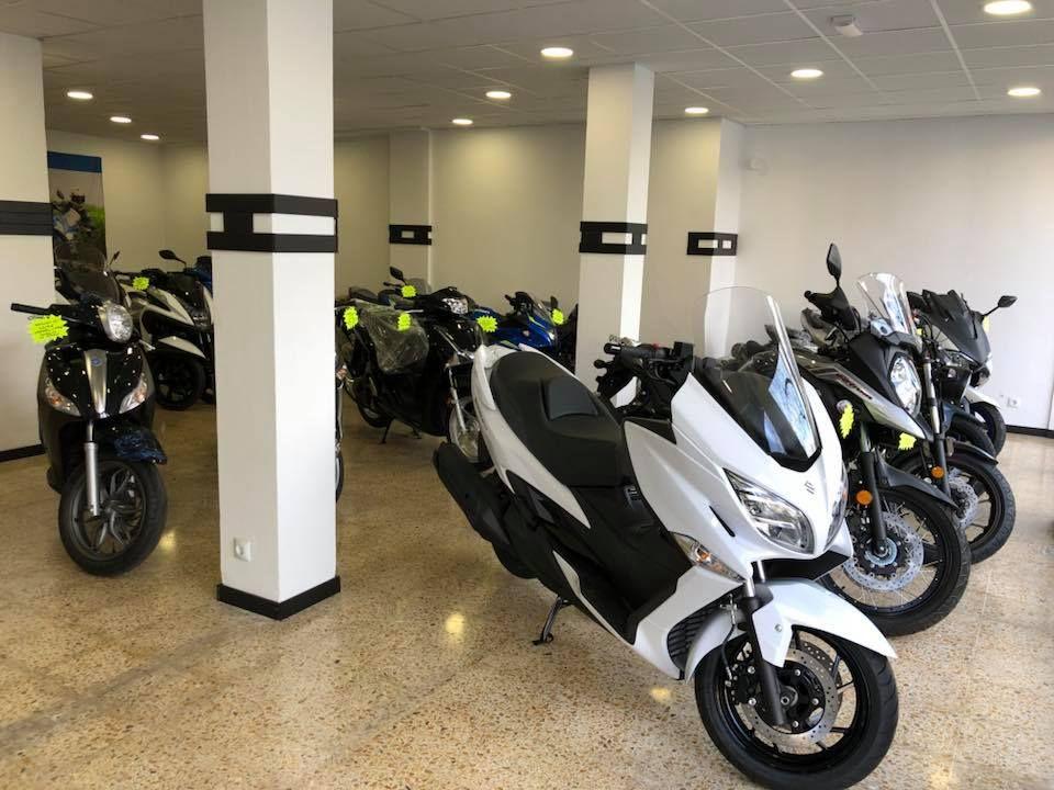 Especialistas en electricidad de las motos