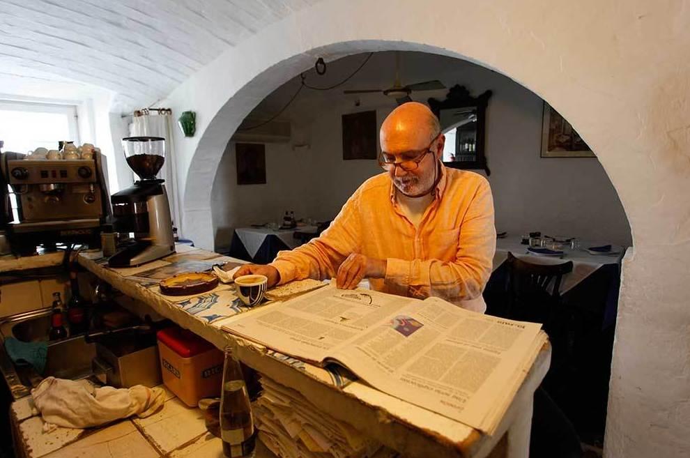 Pequeño establecimiento con más de 35 años Cadaqués