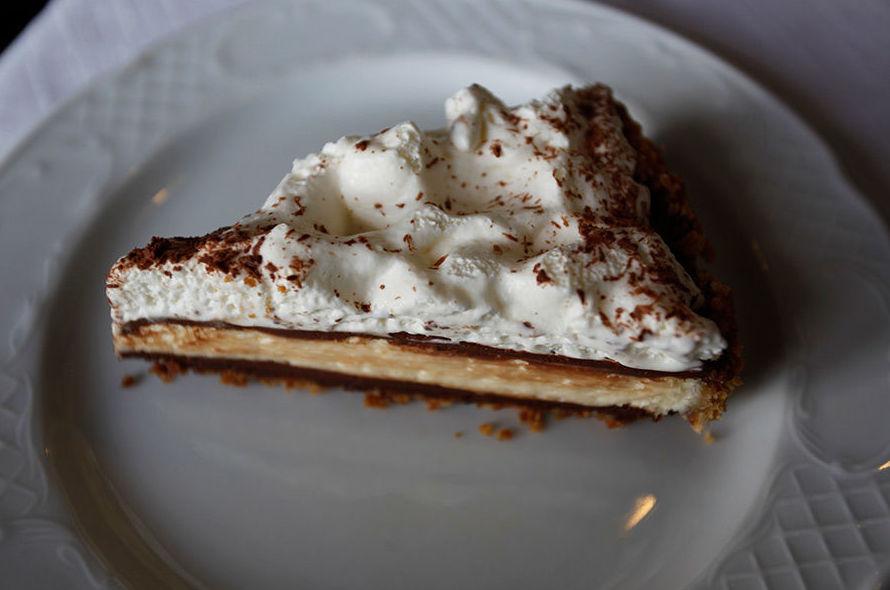 Tarta de queso y chocolate Cadaqués