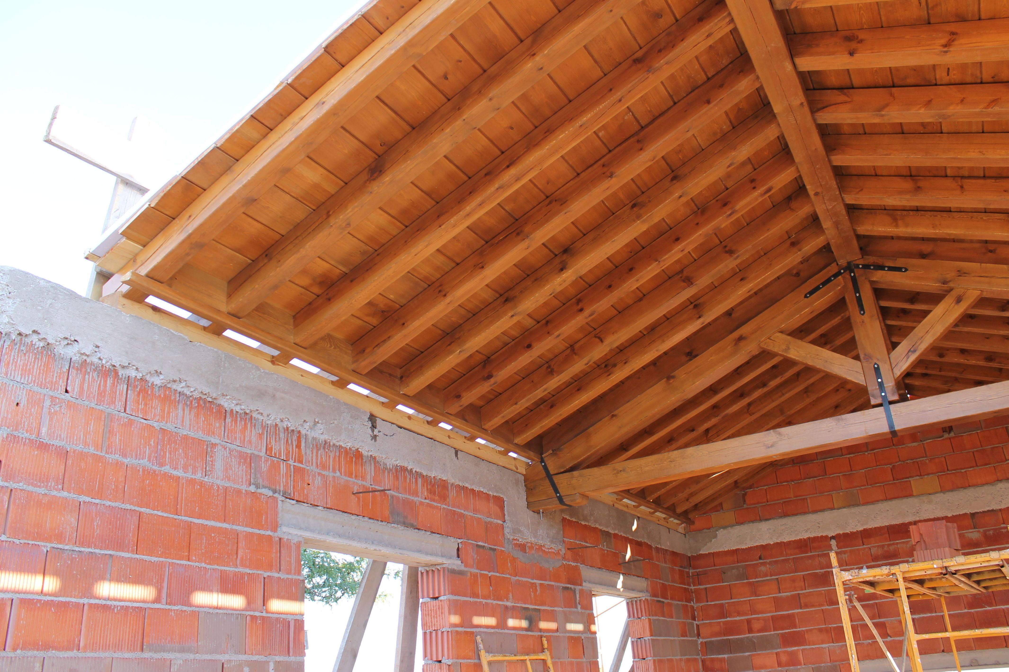 Reforma de tejados de madera