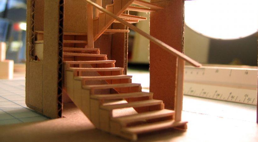Escaleras: Productos y servicios de Luis Martinez Moreno