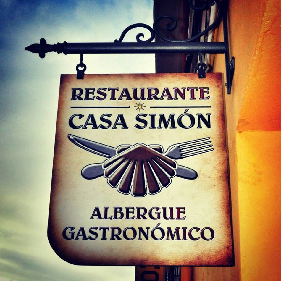 Albergue con un buen restaurante en León capital