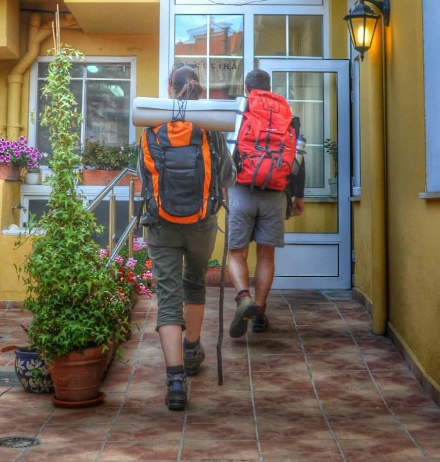 Alojamiento de peregrinos barato en León