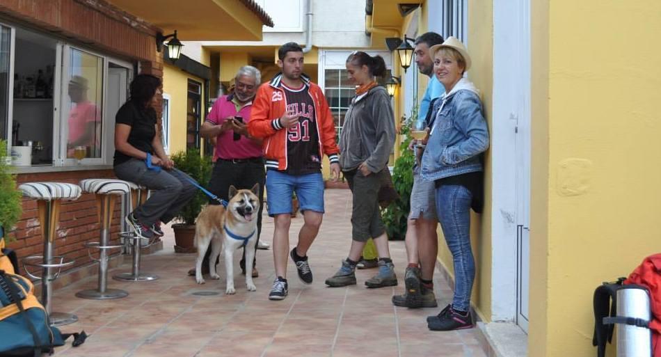 Albergue de peregrino con servicio de alquiler y reparación de bicis en León
