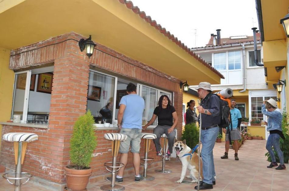 Albergue gastronómico en León