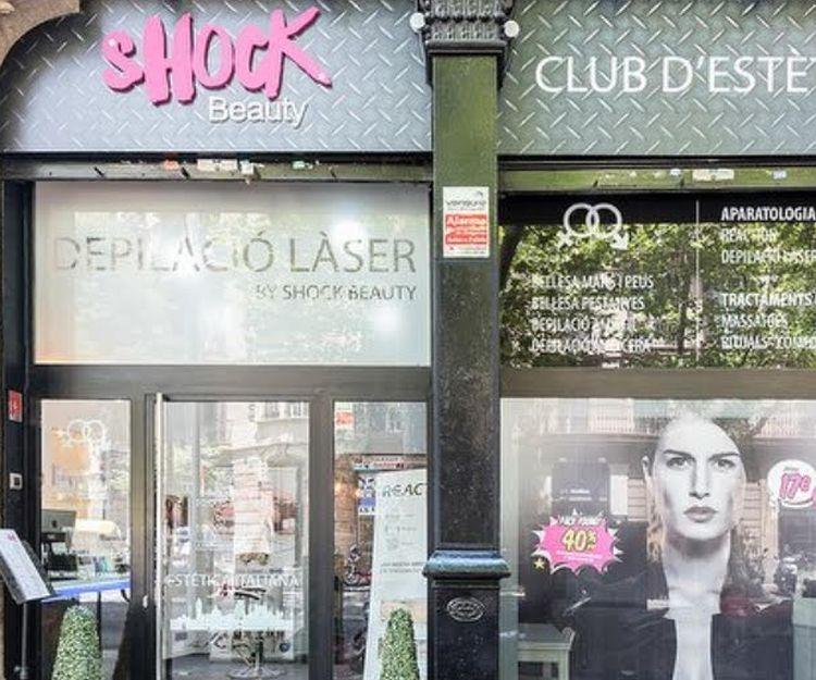 Centro de depilación láser en Barcelona