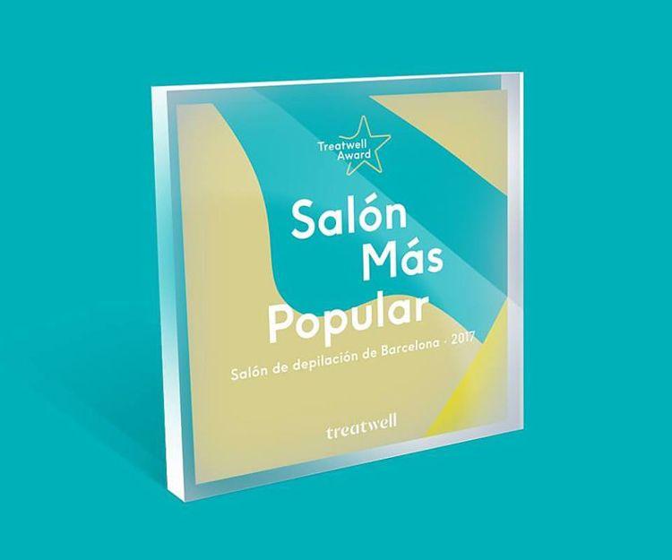 Salón de depilación en Barcelona