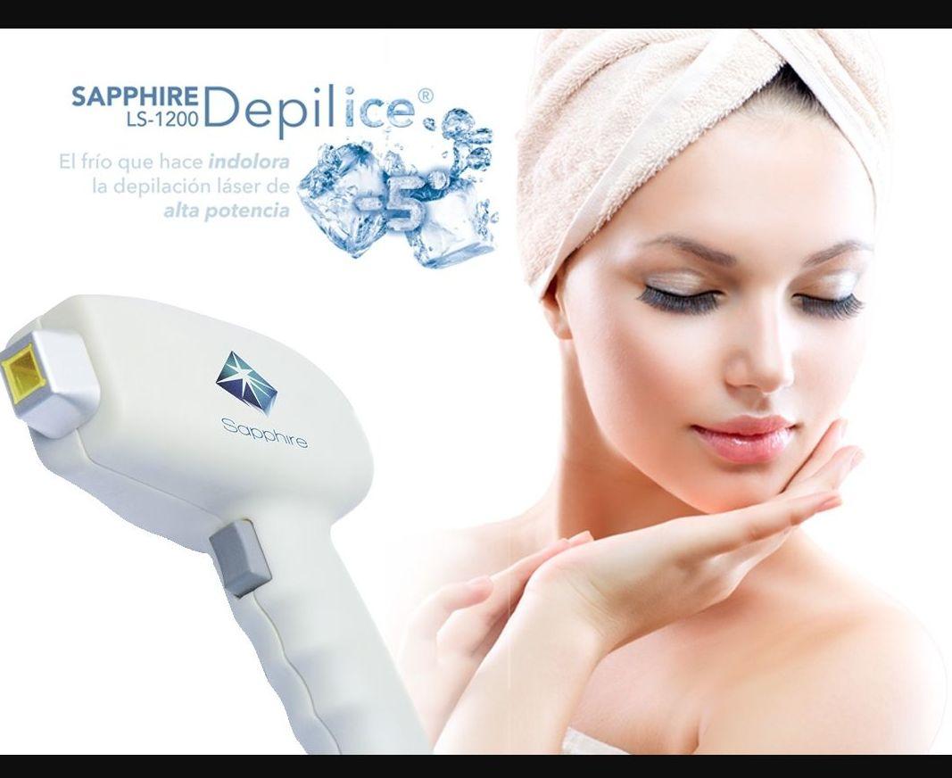 Láser diodo Sapphire LS 1200: Tratamientos de Shock Beauty