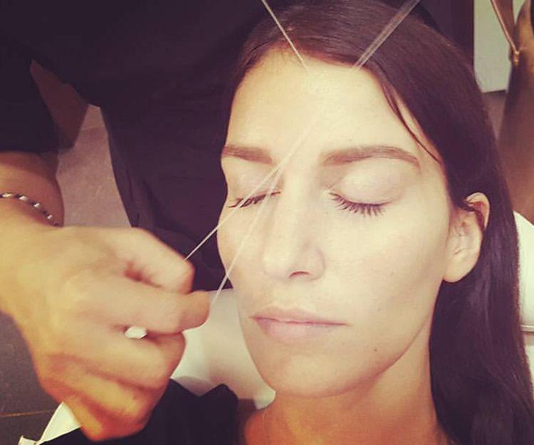 Centro de belleza especializado en depilación con hilo en Barcelona