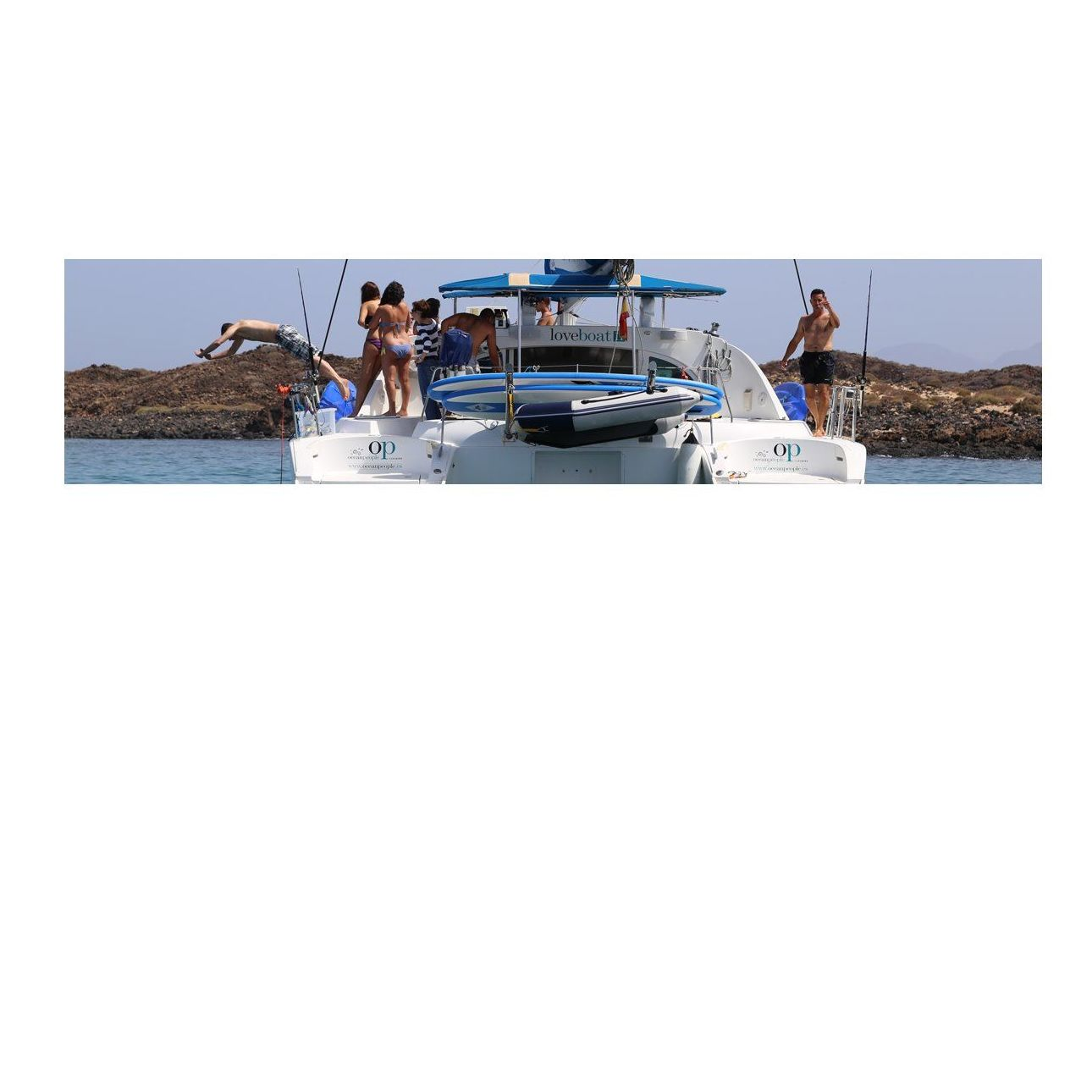 Love Boat II: Servicios de Ocean People