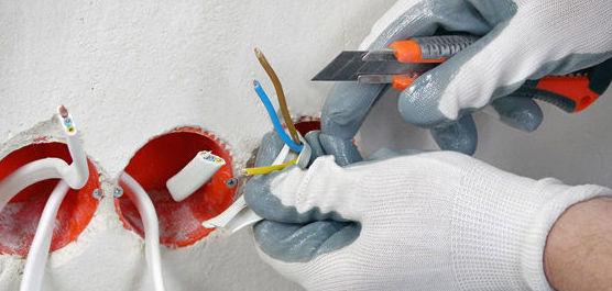 Instakación y reparación de sistemas de electricidad