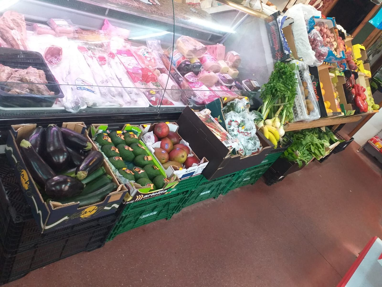 Supermercado a domicilio en Coles