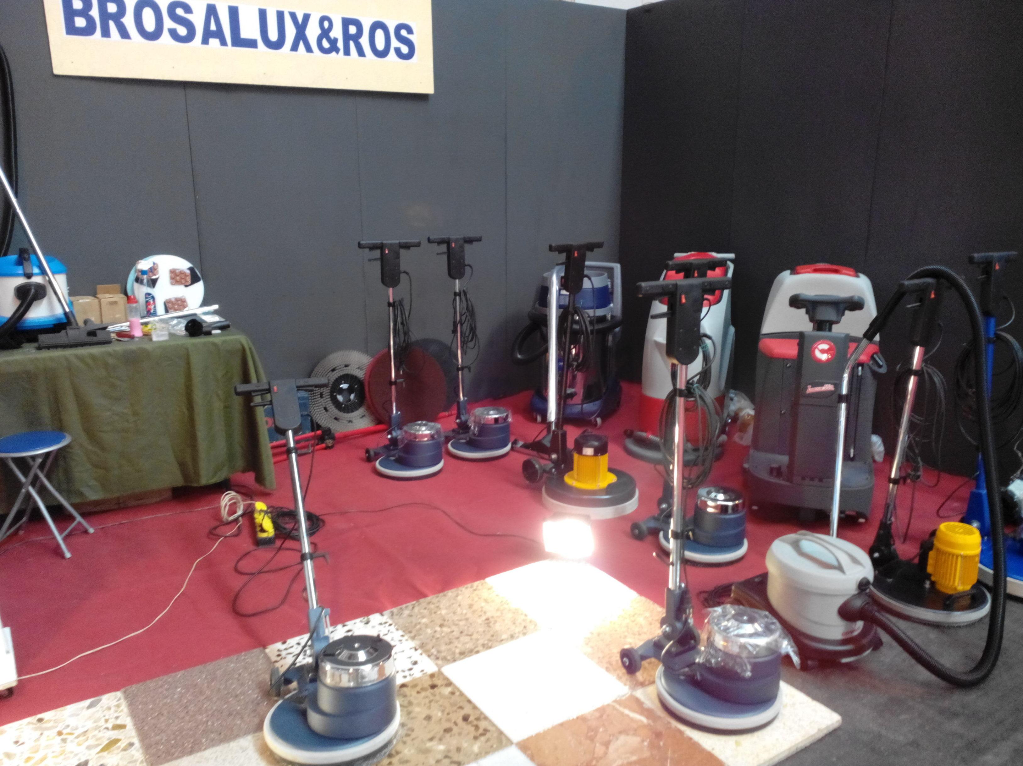 Maquinaria de limpieza en Zaragoza