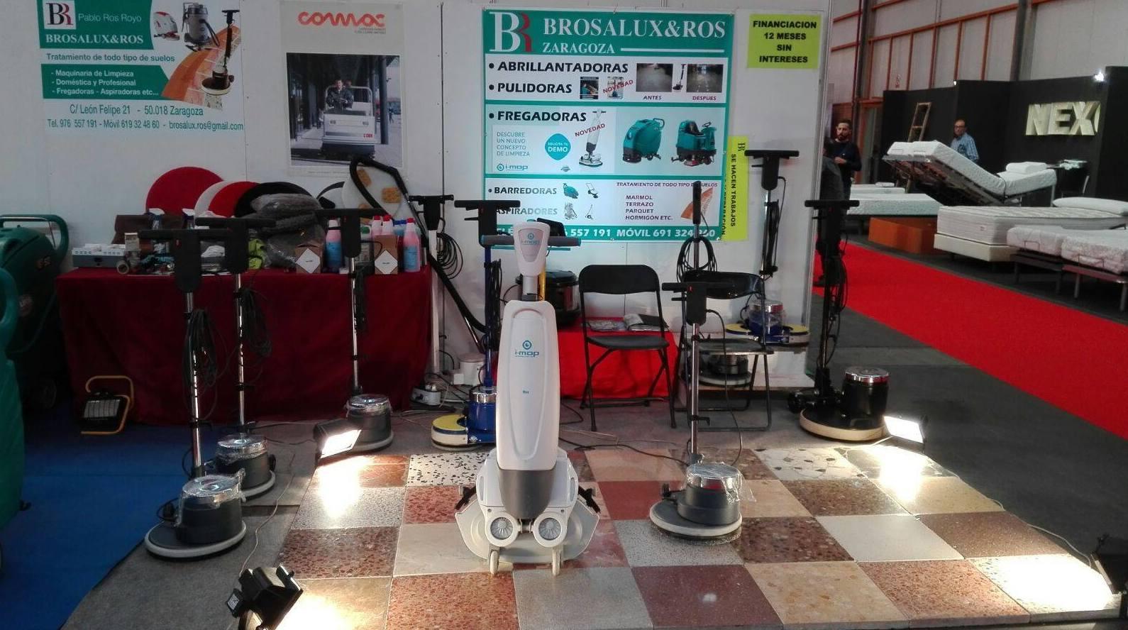 Brosalux Zaragoza