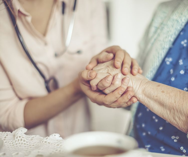 Residencia de ancianos con consultorio médico en Toledo