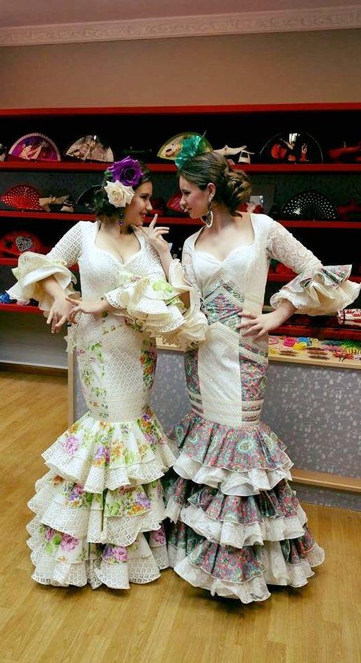 Moda flamenca en Zaragoza