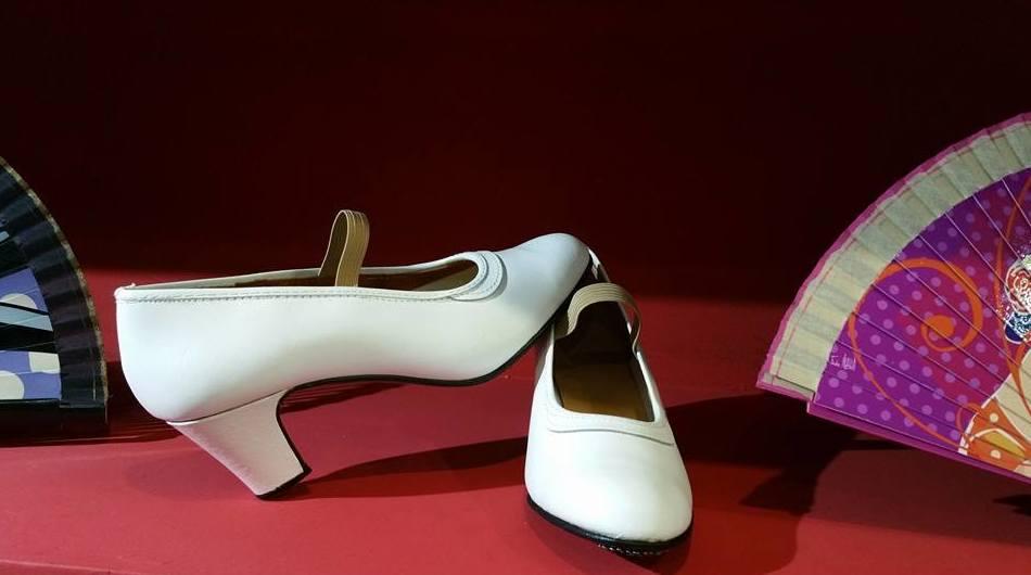 Zapatos flamencos en Zaragoza
