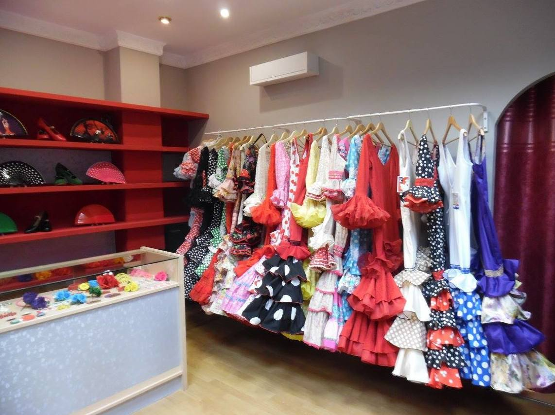 Comprar trajes de sevillana en Zaragoza