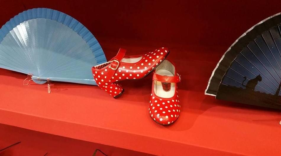 La Flamenquilla, zapatos de flamenca en Zaragoza