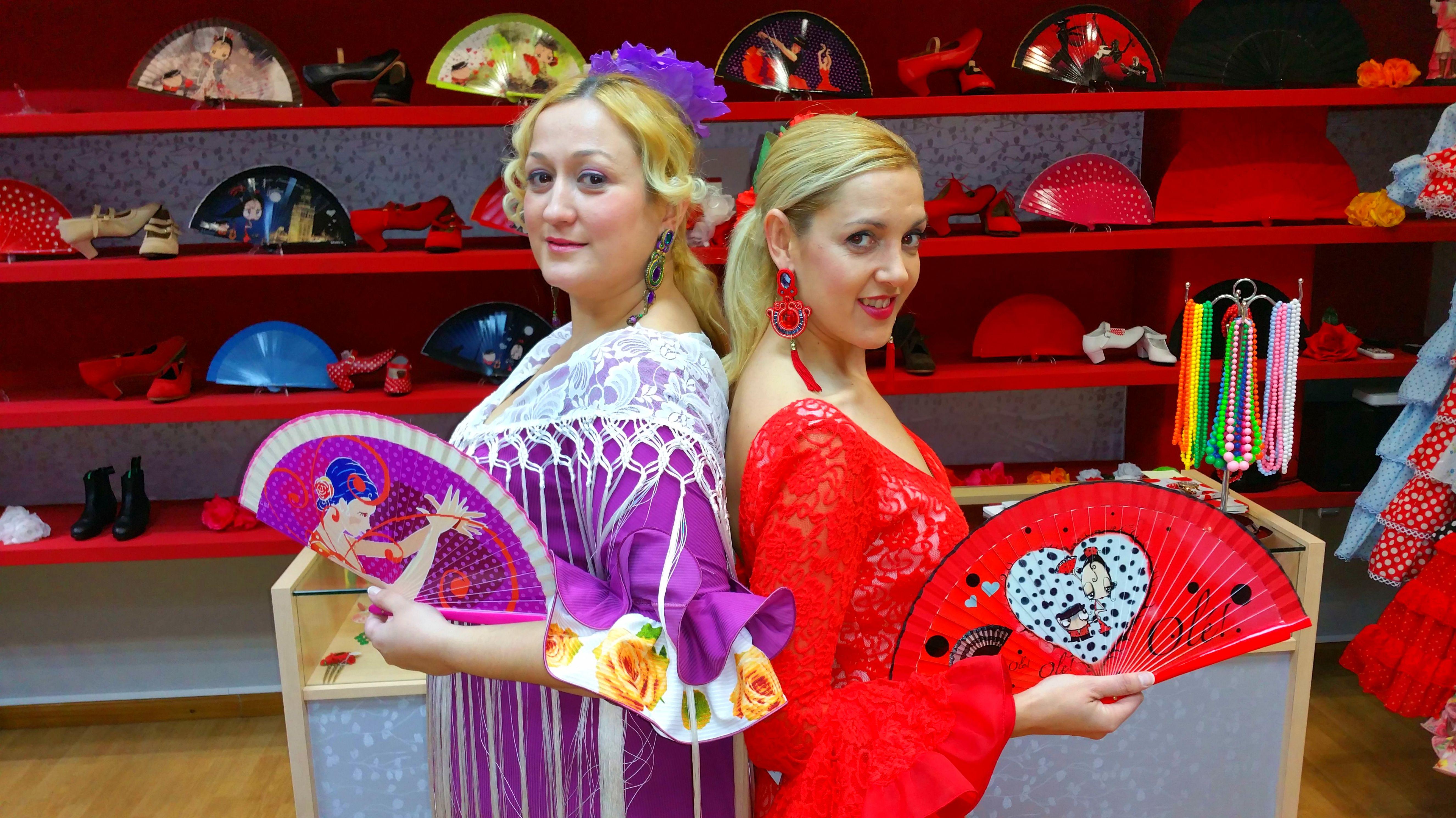 La flamenquilla, moda flamenca y complementos Zaragoza