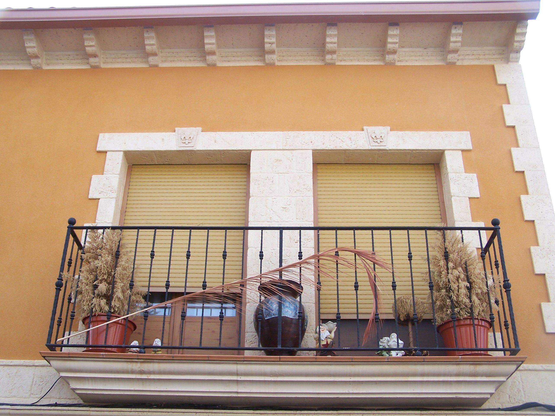 Productos de hormigón para decoración exterior