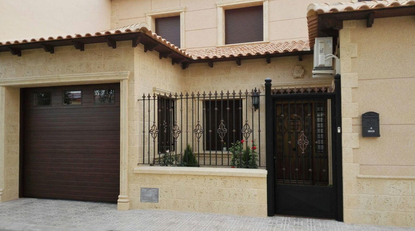 Foto 4 de piedra artificial en san clemente cymavi - Piedra artificial para fachadas ...