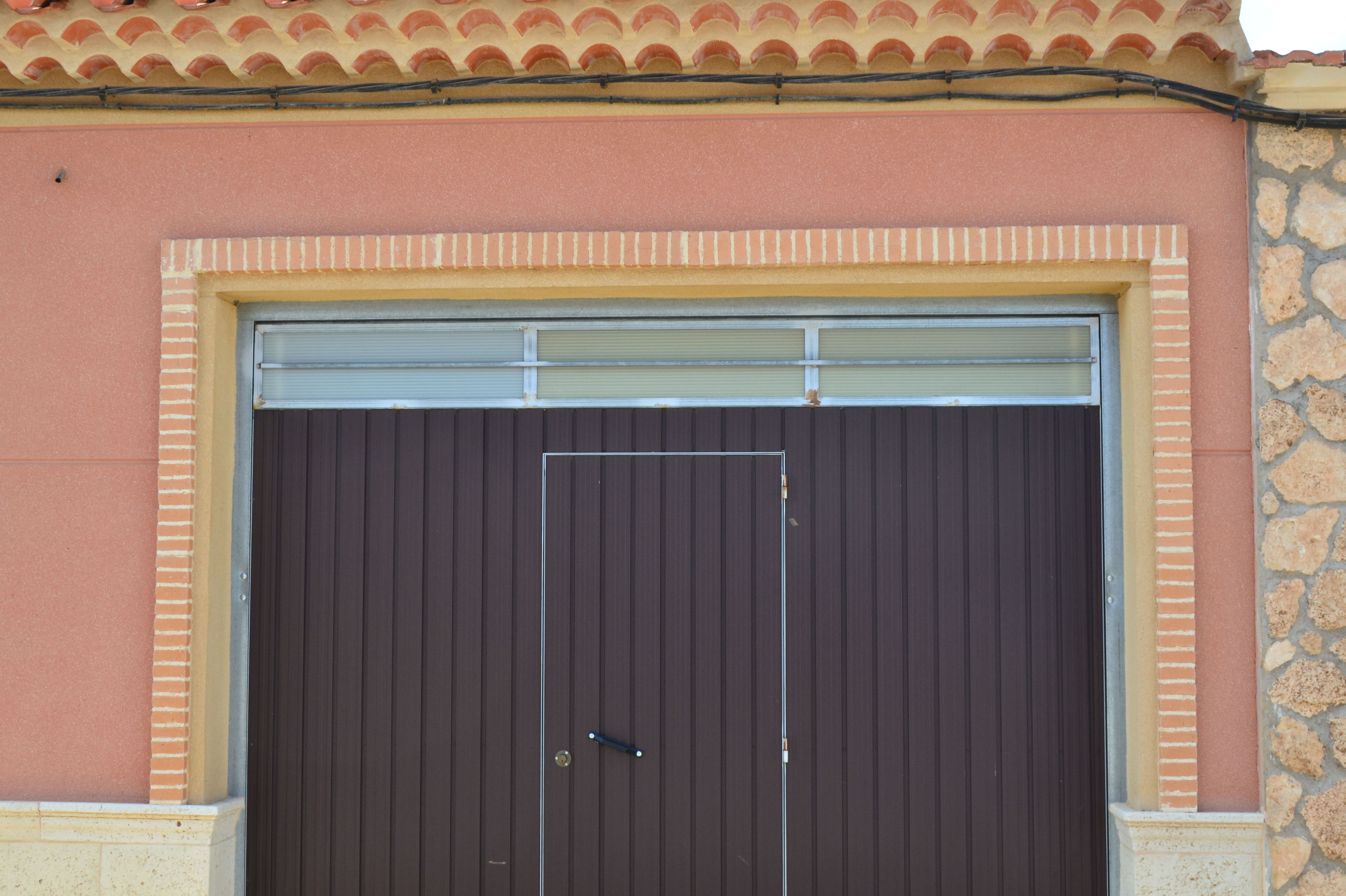 Productos de hormigón para la decoración exterior e interior