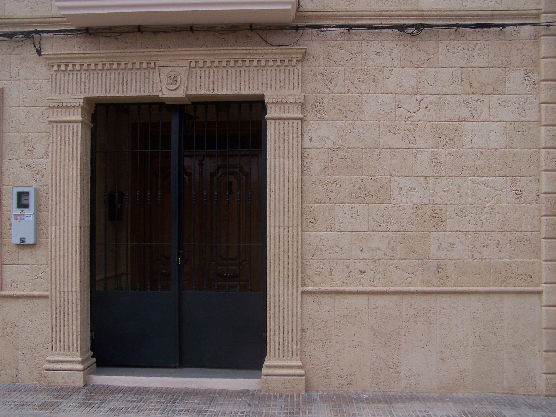 Productos de hormigón para la decoración exterior