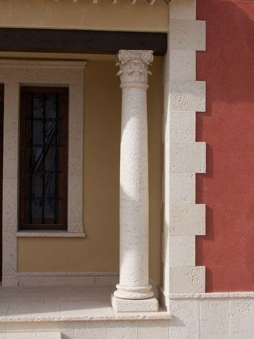 Fabricación de productos de hormigón para la decoración exterior e interior
