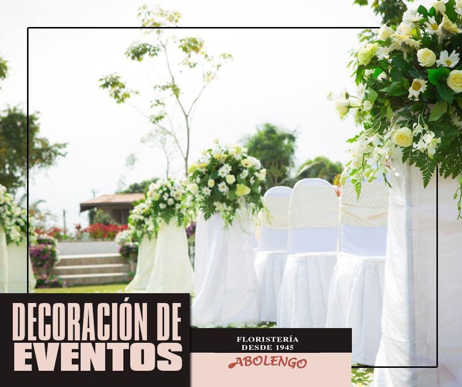 Decoración floral para eventos en Palma de Mallorca