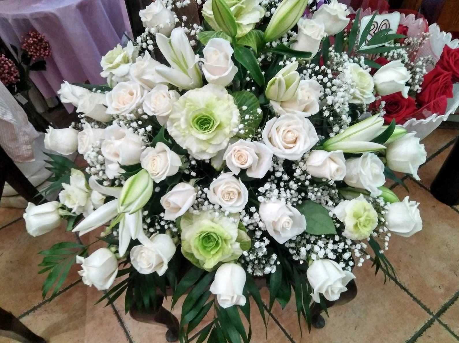 Foto 29 de Decoraciones florales en  | Floristería Abolengo