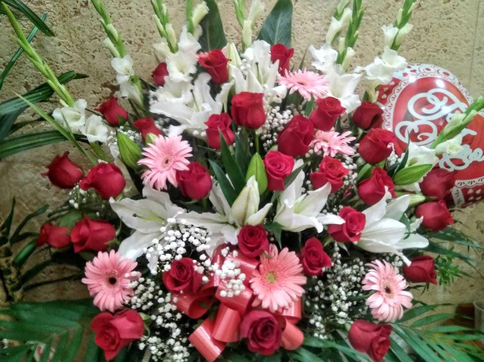 Foto 27 de Decoraciones florales en  | Floristería Abolengo
