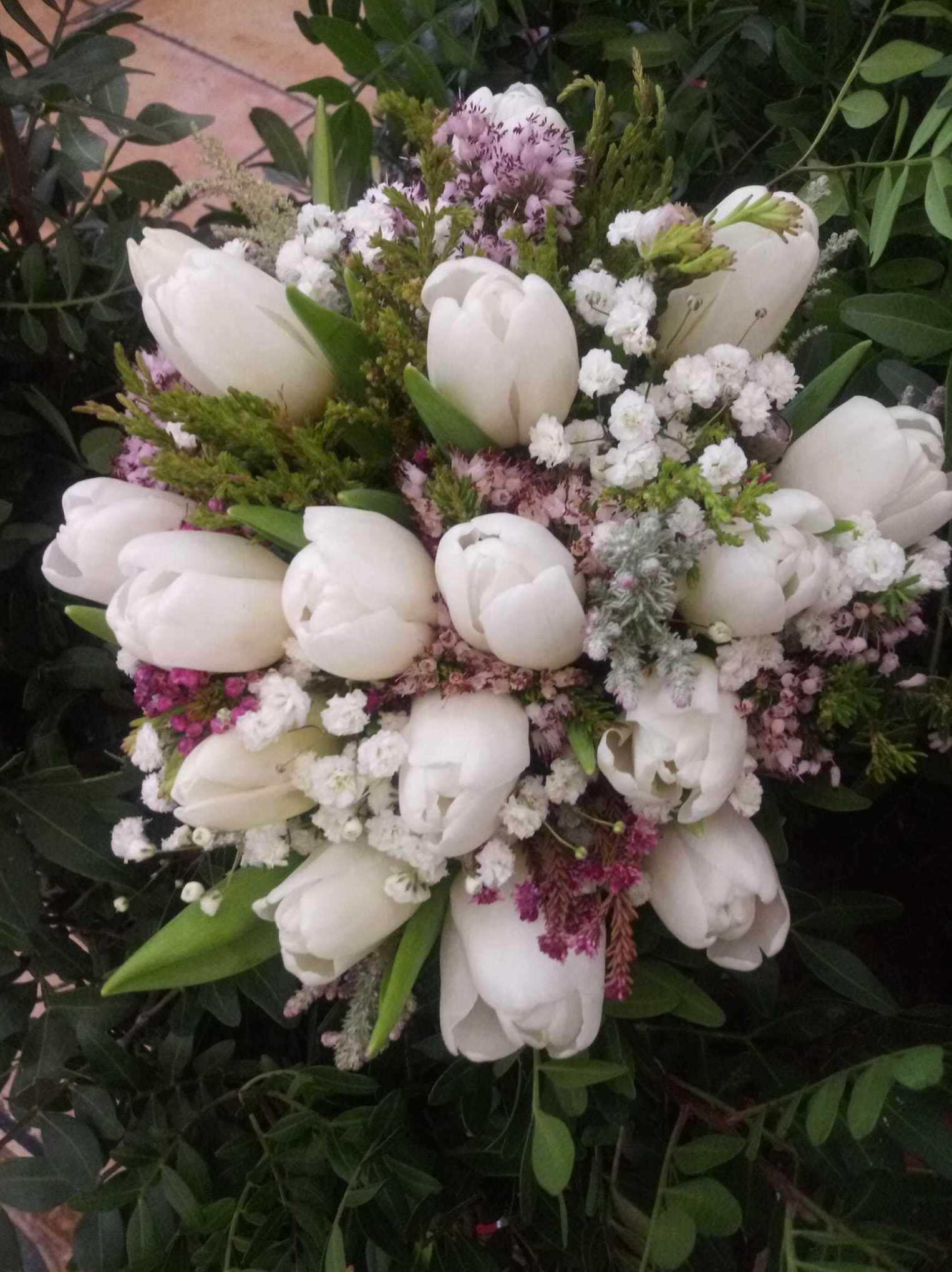 Foto 20 de Decoraciones florales en  | Floristería Abolengo