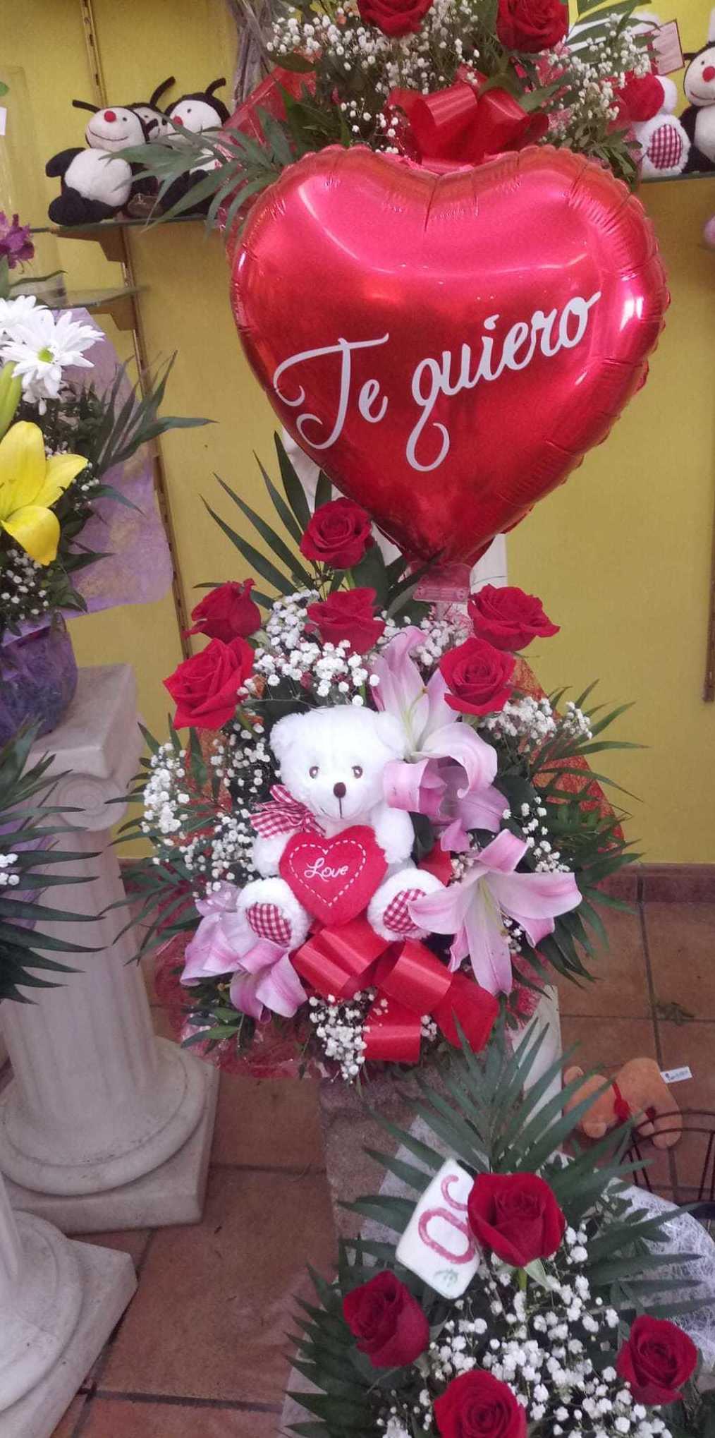 Foto 32 de Decoraciones florales en  | Floristería Abolengo