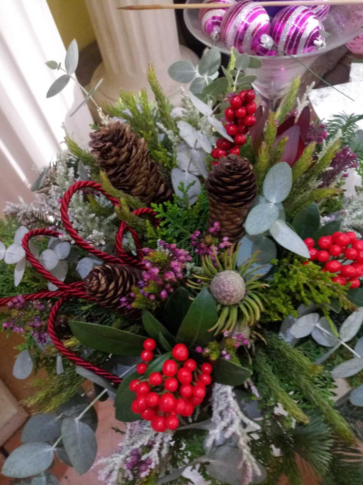 Foto 24 de Decoraciones florales en  | Floristería Abolengo