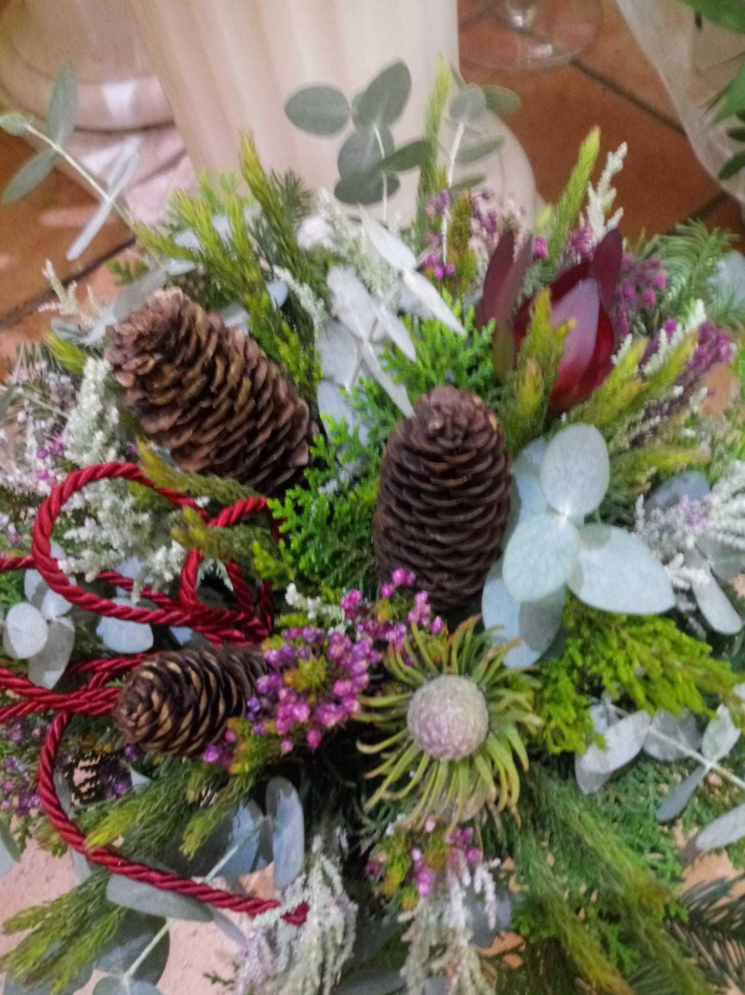 Foto 17 de Decoraciones florales en  | Floristería Abolengo