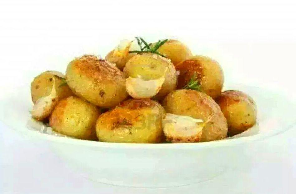 Patatas al calidad.