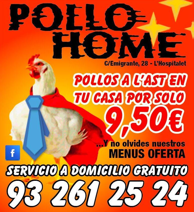 SERVICIO A DOMICILIO GRATUITO 932612524