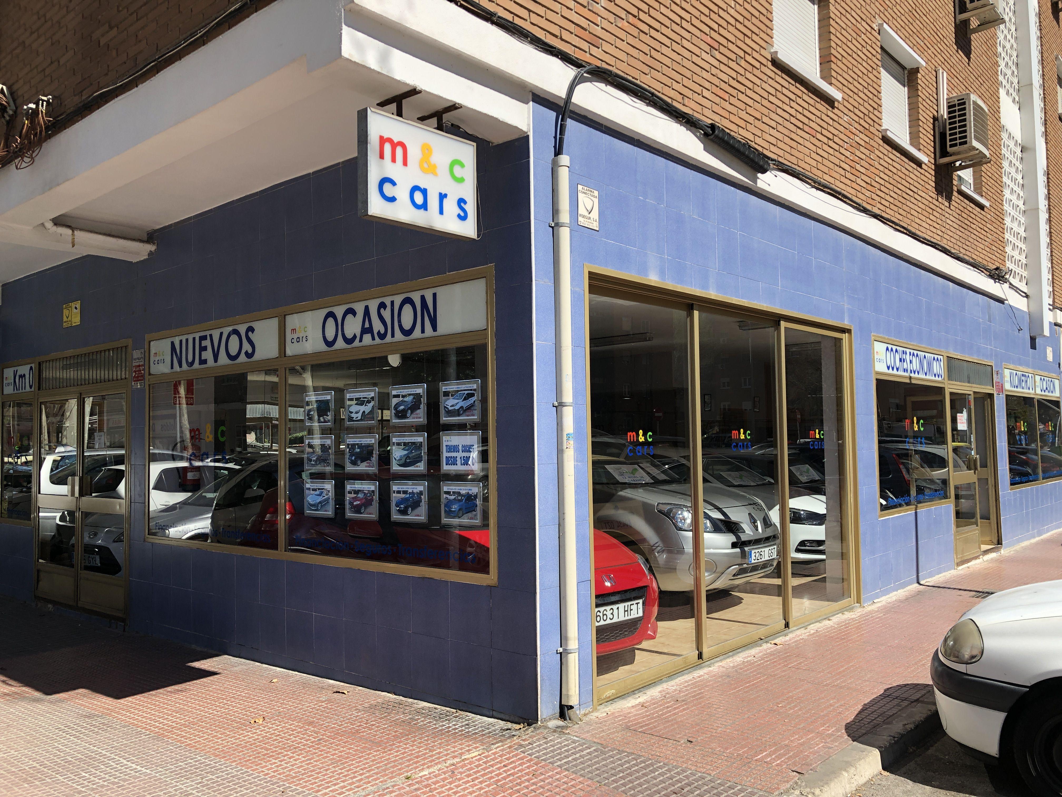 Venta y tasación de coches en Alcalá de Henares