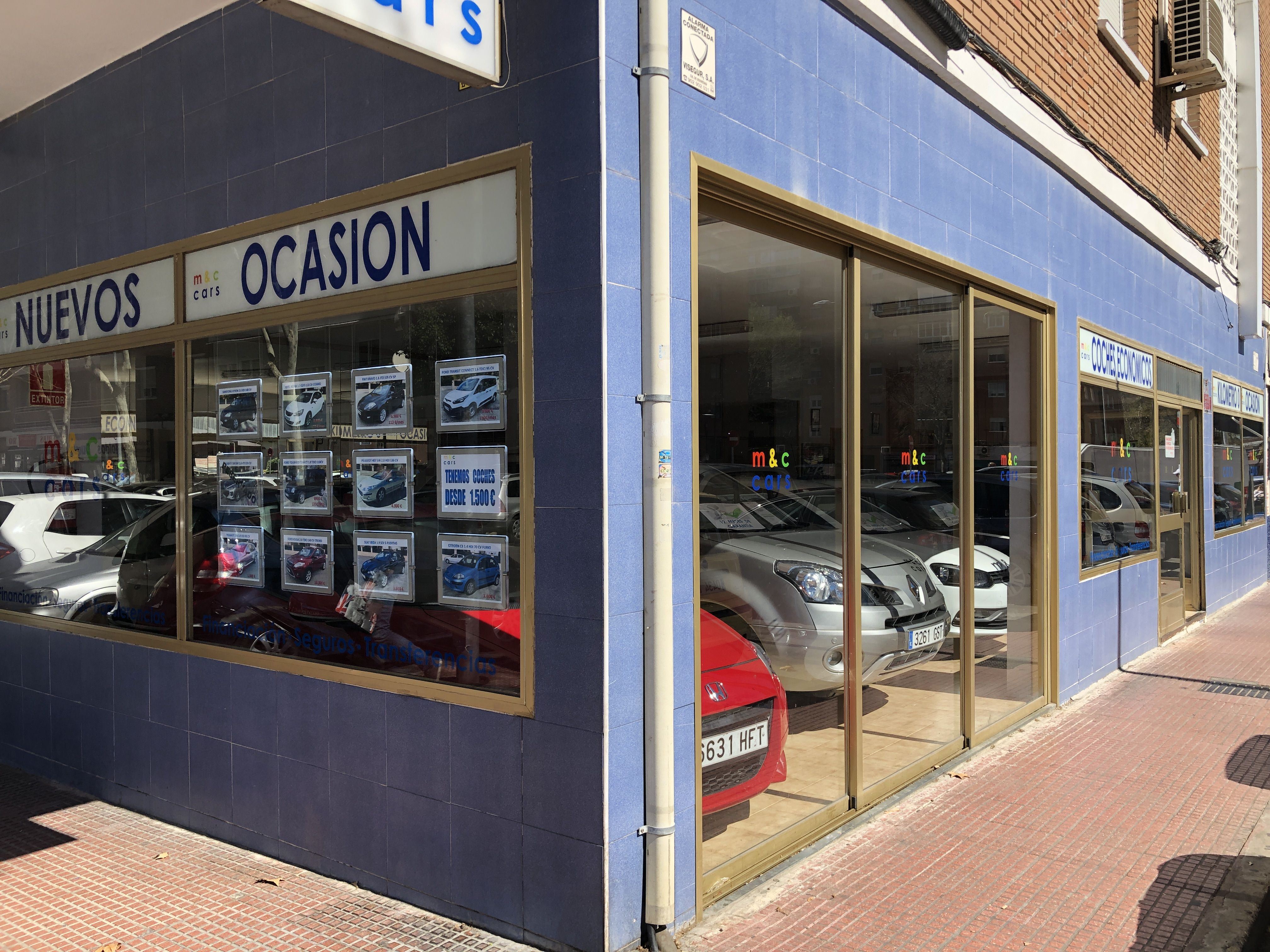 Venta de vehículos Nuevos en Alcalá de Henares