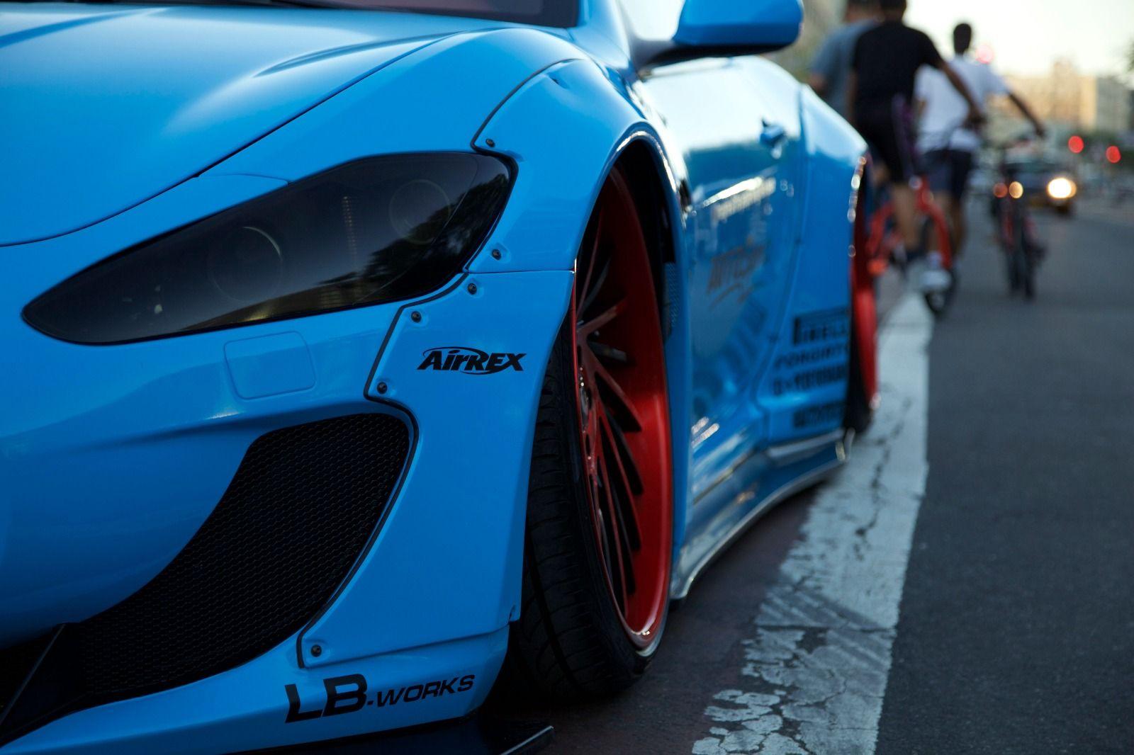 Icon Motor Sports te ayudará a tunear tu coche