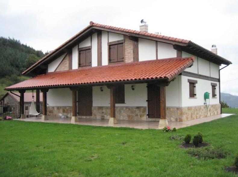 Foto 12 de casas prefabricadas en iciz casas - Casas prefabricadas en navarra ...