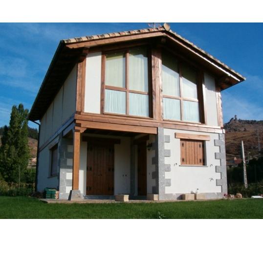 Transporte y montaje de casas m viles en parcela servicios de casas prefabricadas irati - Casas de moviles ...