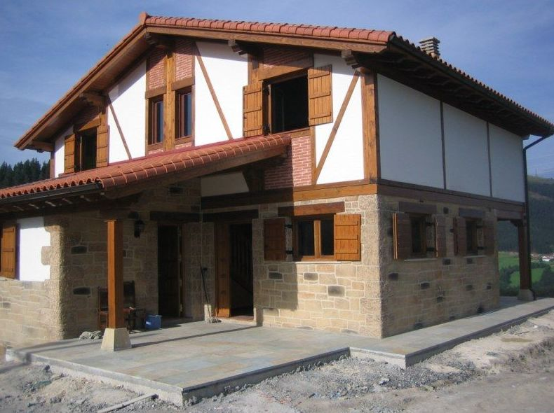 Foto 2 de casas prefabricadas en iciz casas - Casas prefabricadas en navarra ...
