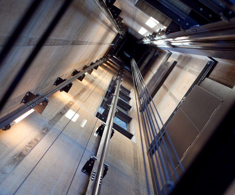 Instalaciones para ascensores