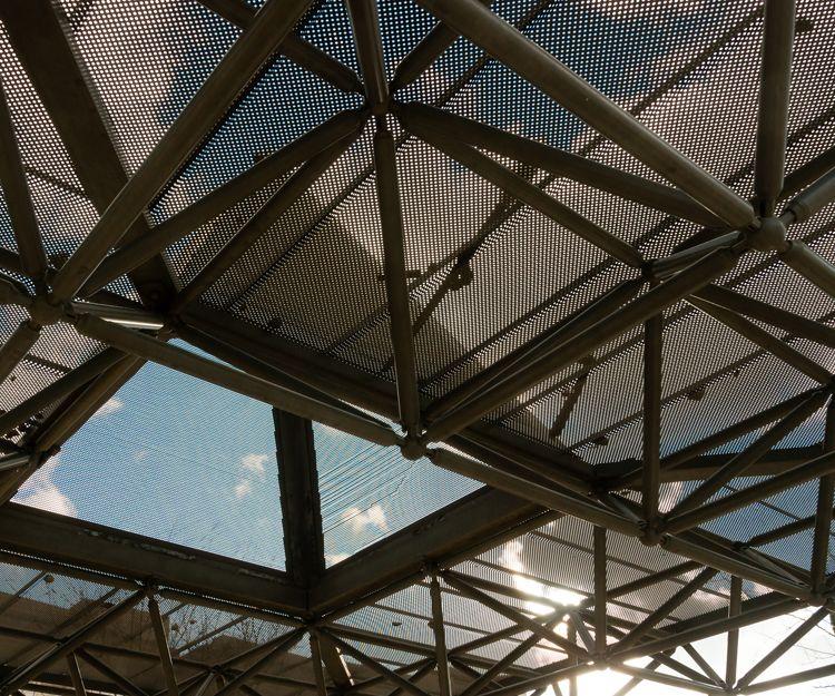 Estructuras metálicas para cubiertas