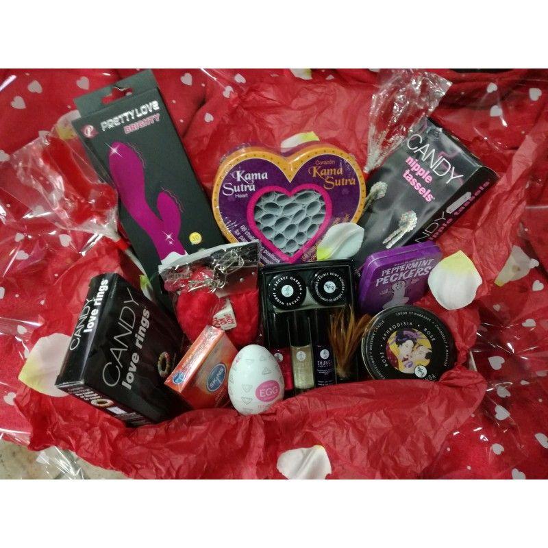 Cestas eróticas: Productos de Boutique Travesuras