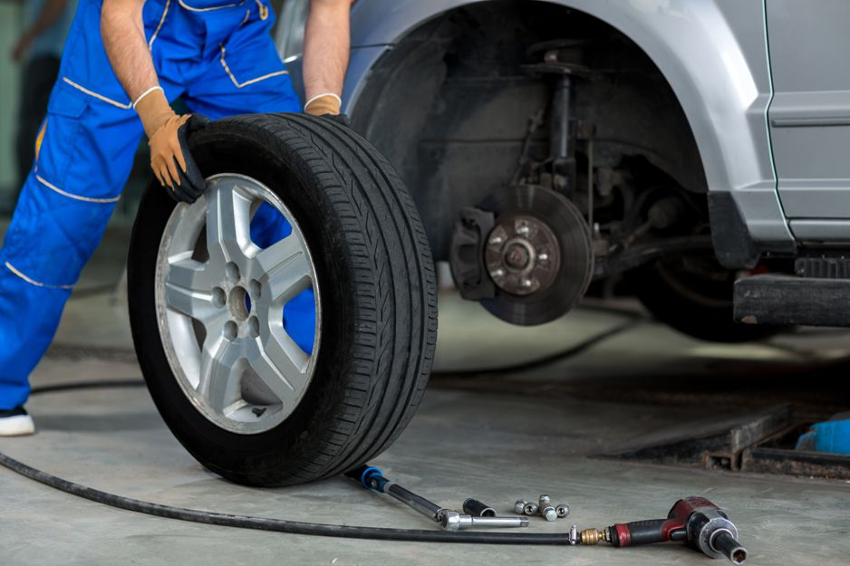 Talleres de neumáticos en Madrid sur