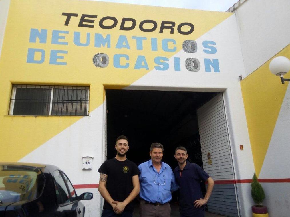 Foto 4 de Neumáticos en Pantoja | Neumáticos Teodoro